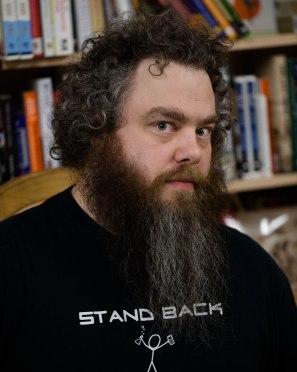 Patrick Rothfuss - Escritor - Retrato