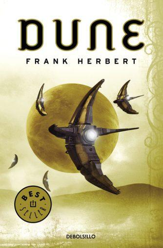 Dune - frank herbert - portada - debolsillo - arrakis