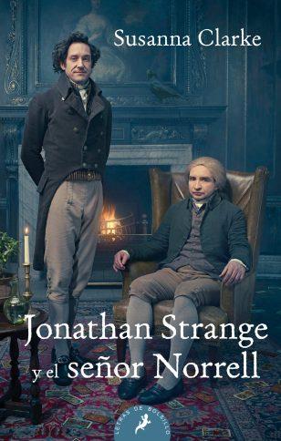 Jonathan strange - Señor norrell - Mr - Salamandra - Portada - Susanna Clarke