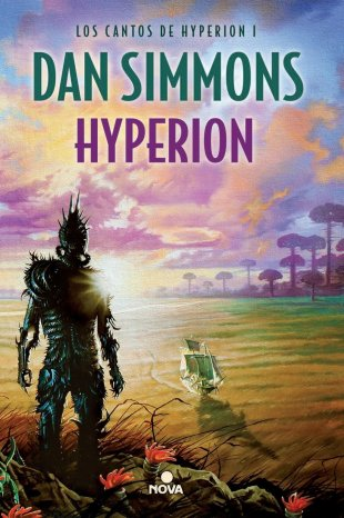 hyperion - cantos - dan simmons - nova - portada